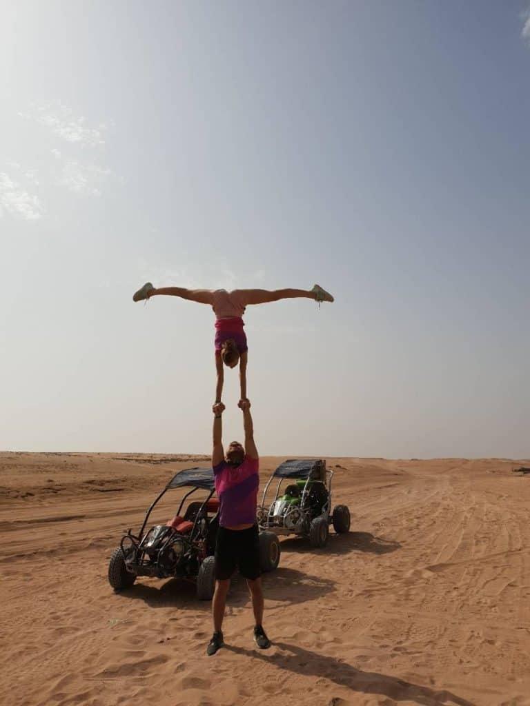 Maroko Delfina i Bartek