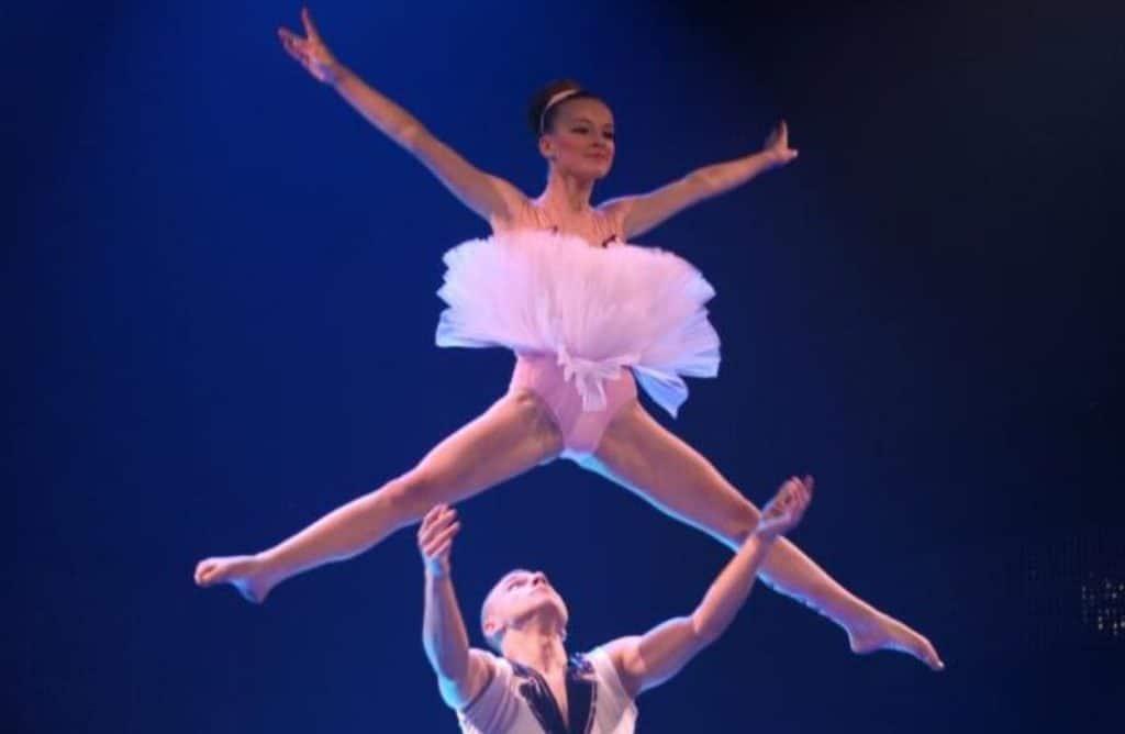 Wystep finalowy pozytywka Delfina i Bartek. Tym występem wygrywają Mam talent Piąta edycja